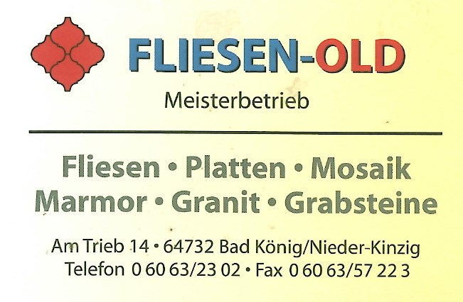 Fliesen OLD