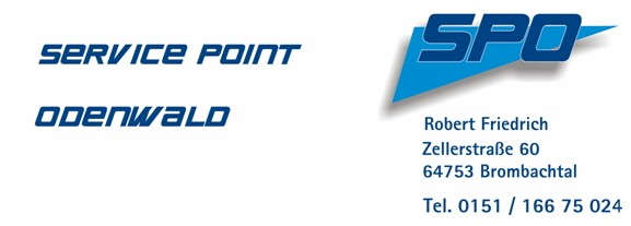 Servicepoint Odenwald